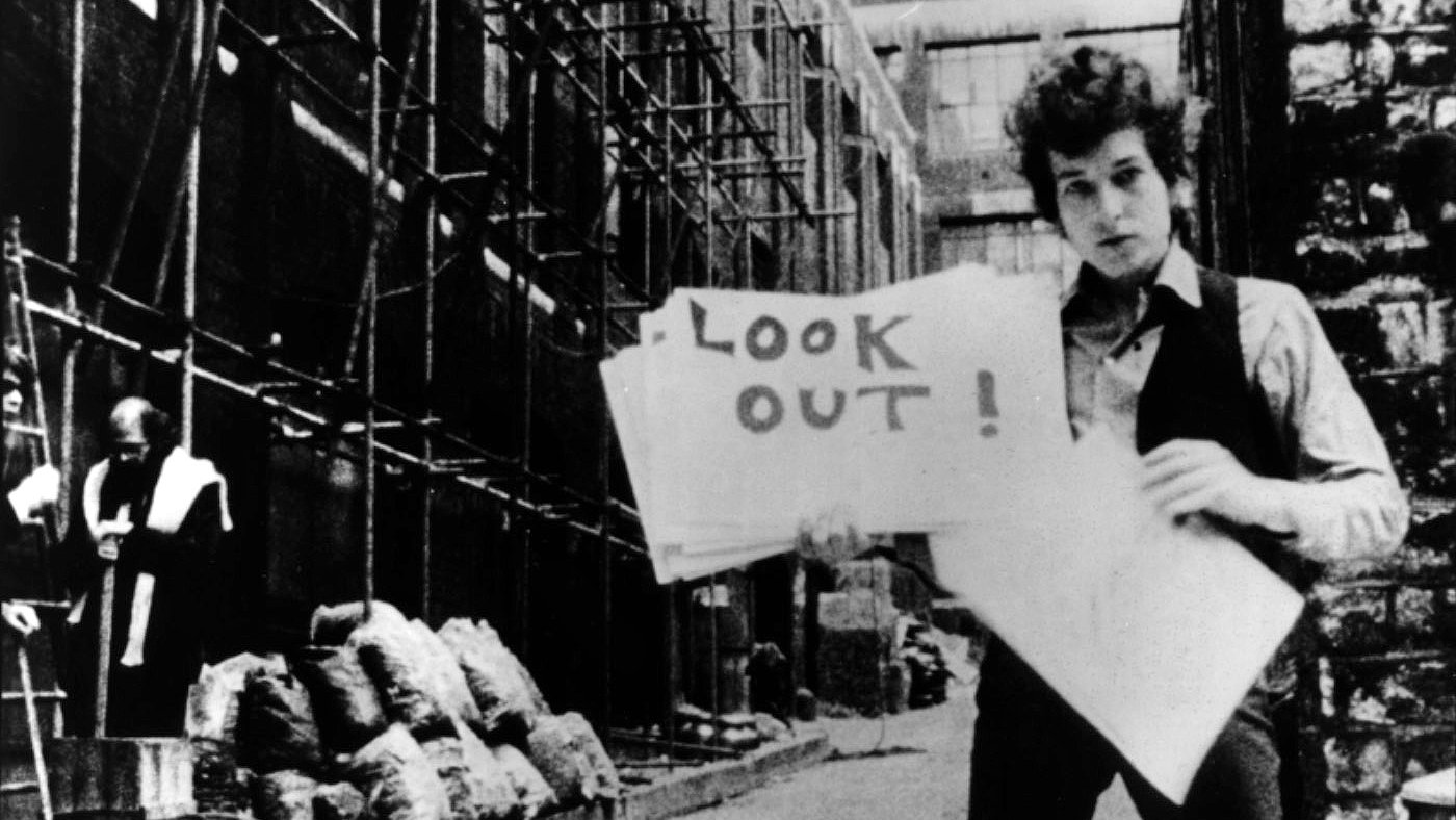 Bob Dylan – Don't Look Back – (((withoutsound)))